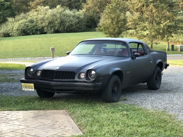 1976 Chevrolet Camaro (CC-1321487) for sale in Millstone Township, New Jersey