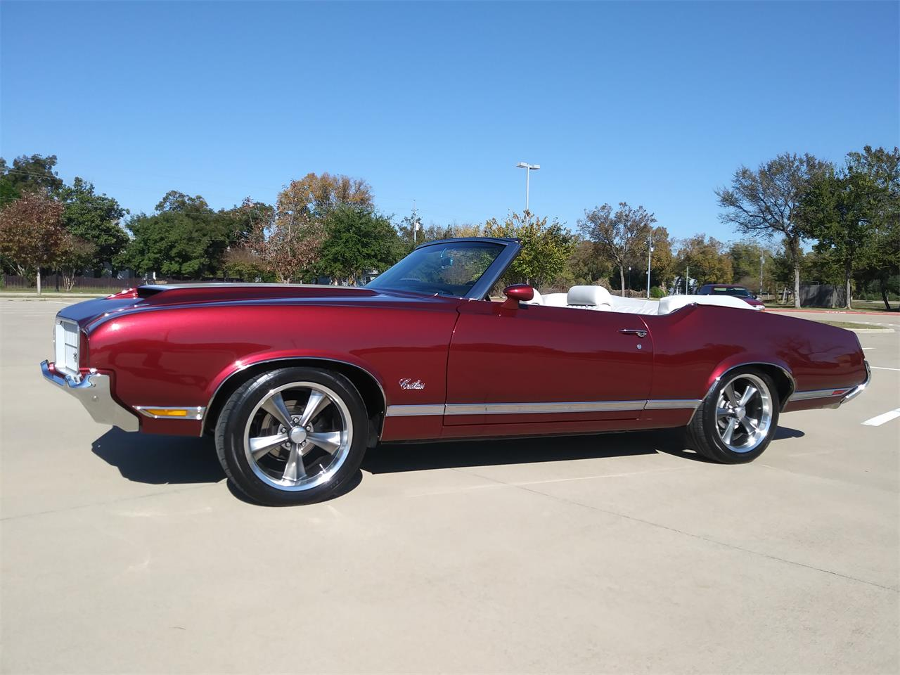 1971 Oldsmobile Cutlass Supreme (CC-1321488) for sale in Pflugerville, Texas