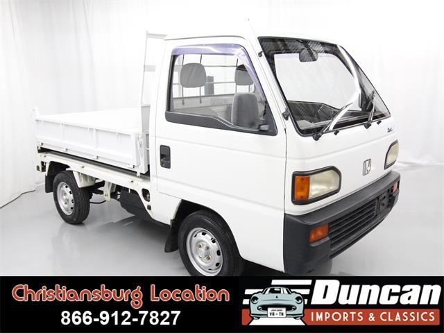 1990 Honda Acty (CC-1321499) for sale in Christiansburg, Virginia