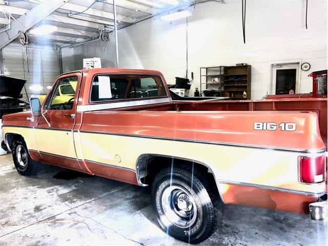 1978 Chevrolet Silverado