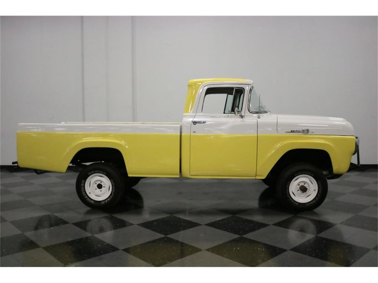 1959 Ford F100 (CC-1321504) for sale in Ft Worth, Texas