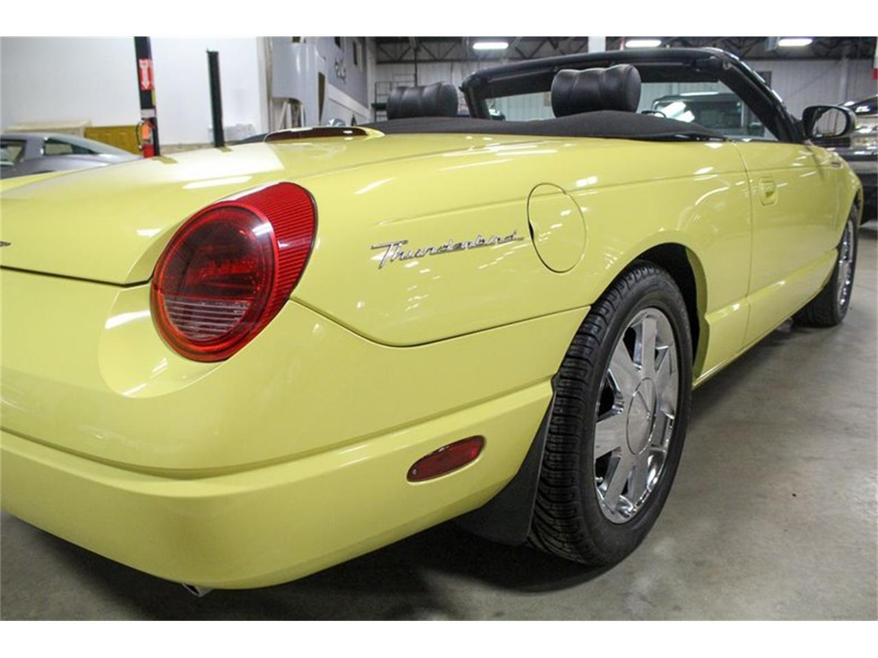 2002 Ford Thunderbird (CC-1321511) for sale in Kentwood, Michigan