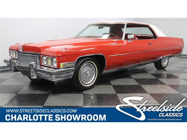 1973 Cadillac Coupe (CC-1321512) for sale in Concord, North Carolina