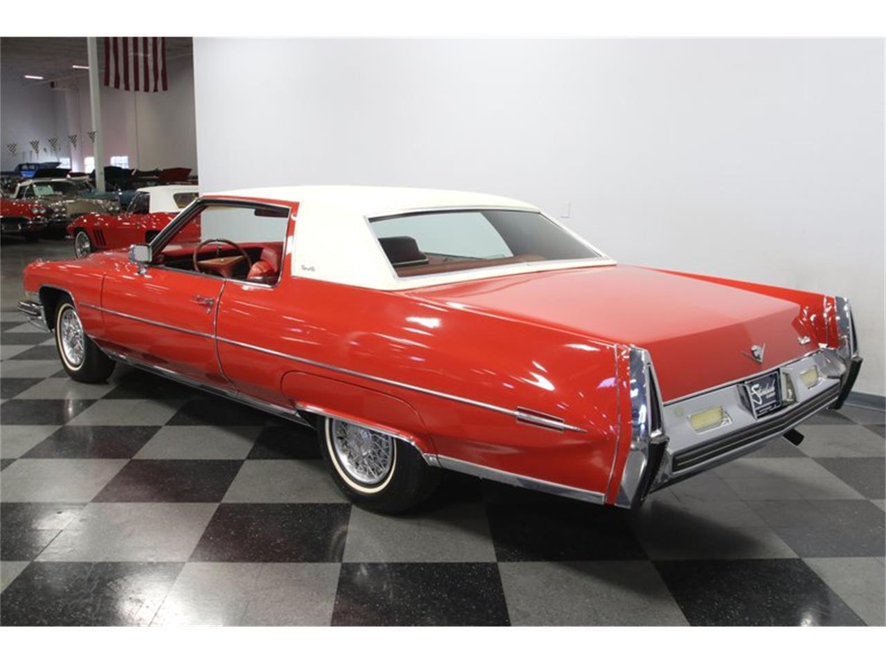 1973 Cadillac Coupe (CC-1321512) for sale in Concord, North Carolina