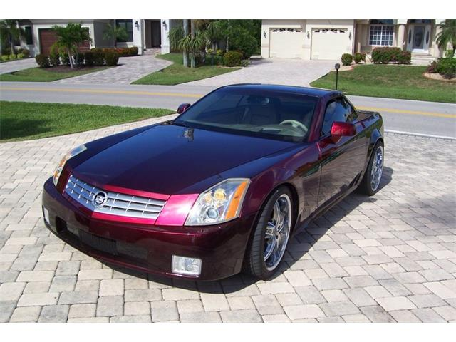 2004 Cadillac XLR (CC-1320152) for sale in Punta Gorda, Florida