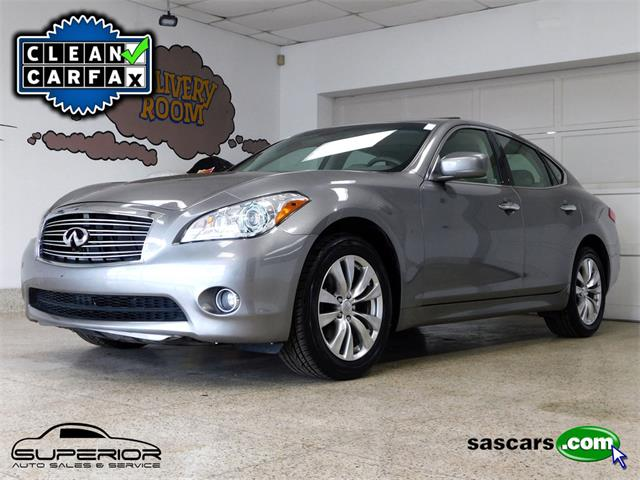 2012 Infiniti M37 (CC-1321529) for sale in Hamburg, New York