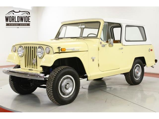 1970 Kaiser Jeepster (CC-1321538) for sale in Denver , Colorado