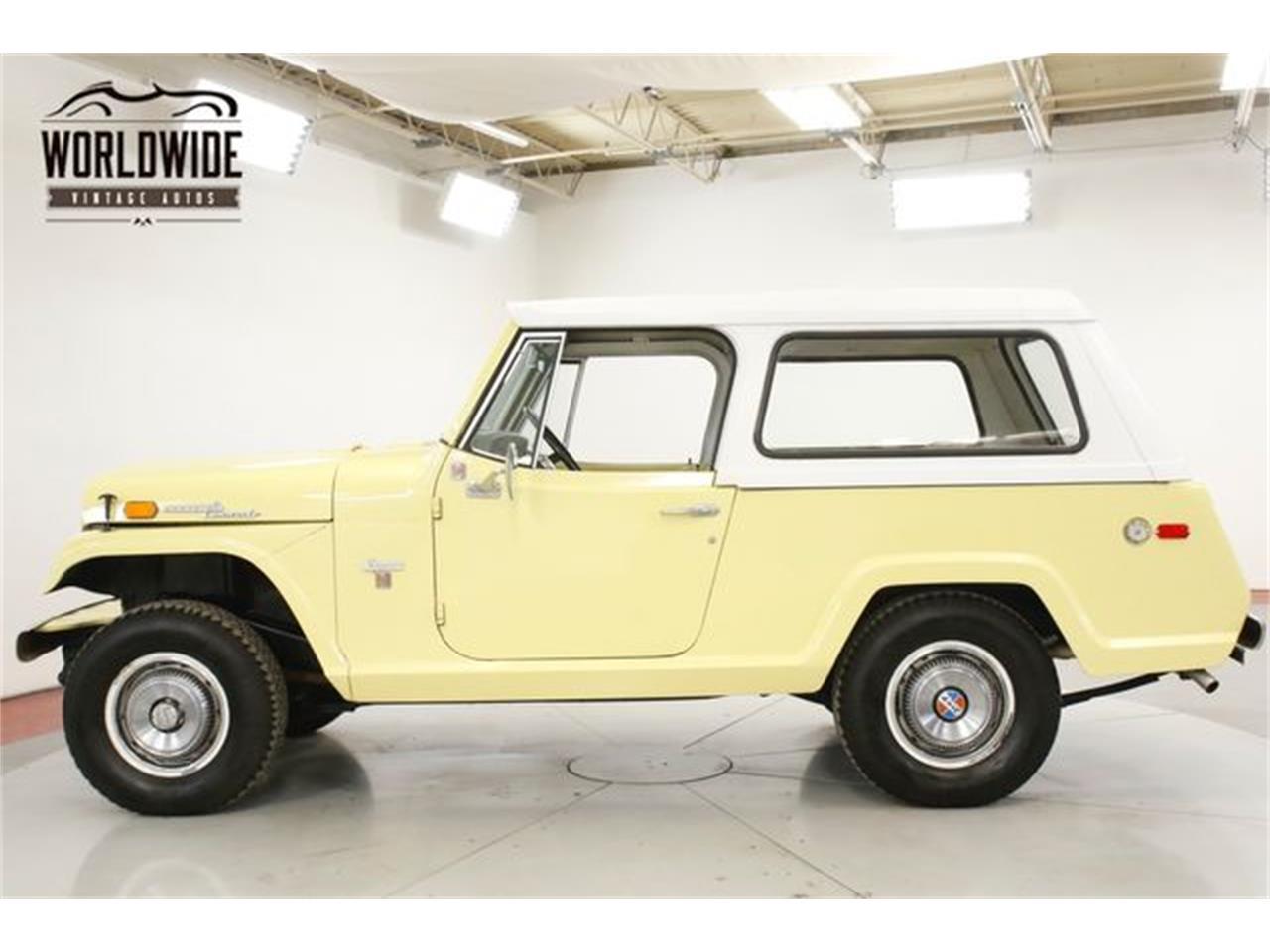 1970 Kaiser Jeepster (CC-1321538) for sale in Denver , Colorado