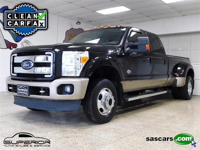2011 Ford F350 (CC-1321543) for sale in Hamburg, New York