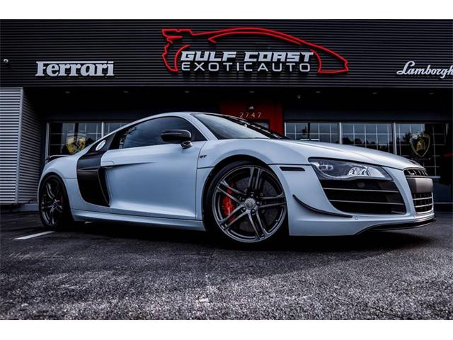 2012 Audi R8 (CC-1320155) for sale in Biloxi, Mississippi