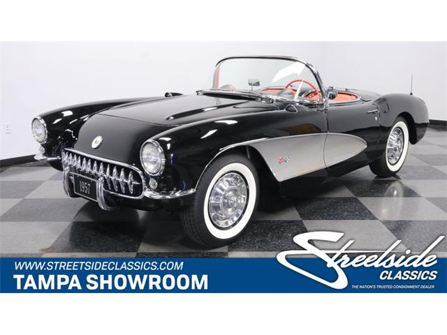 1957 Chevrolet Corvette (CC-1321552) for sale in Lutz, Florida