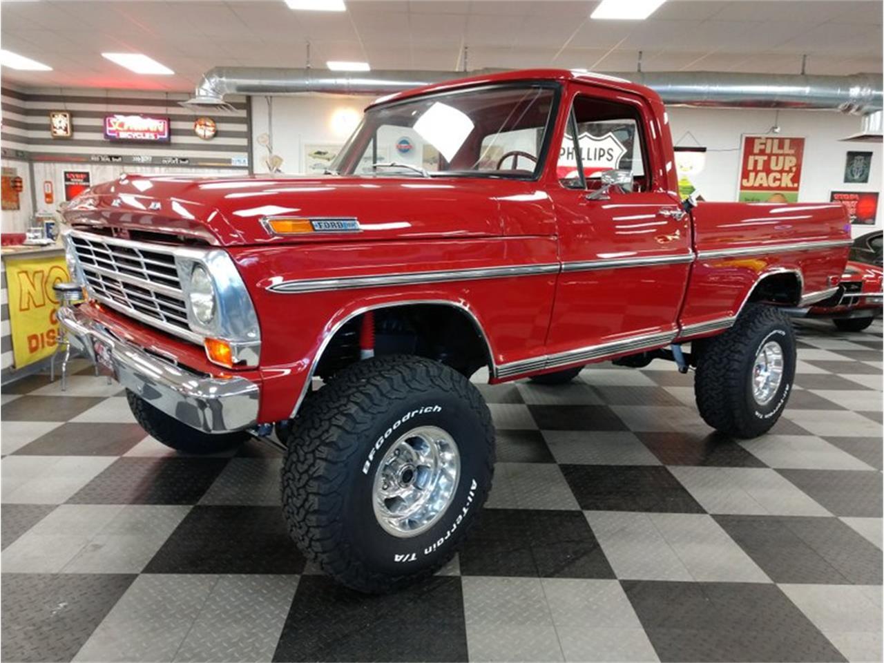 1969 Ford F100 (CC-1321574) for sale in Greensboro, North Carolina