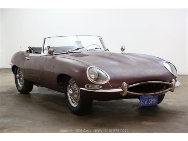 1961 Jaguar XKE (CC-1321579) for sale in Beverly Hills, California