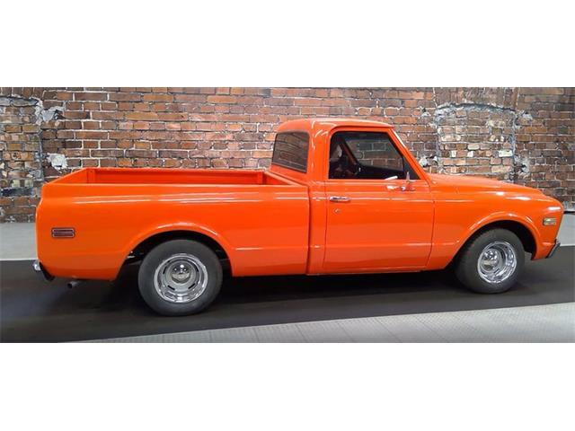 1968 Chevrolet C10 (CC-1321583) for sale in Greensboro, North Carolina