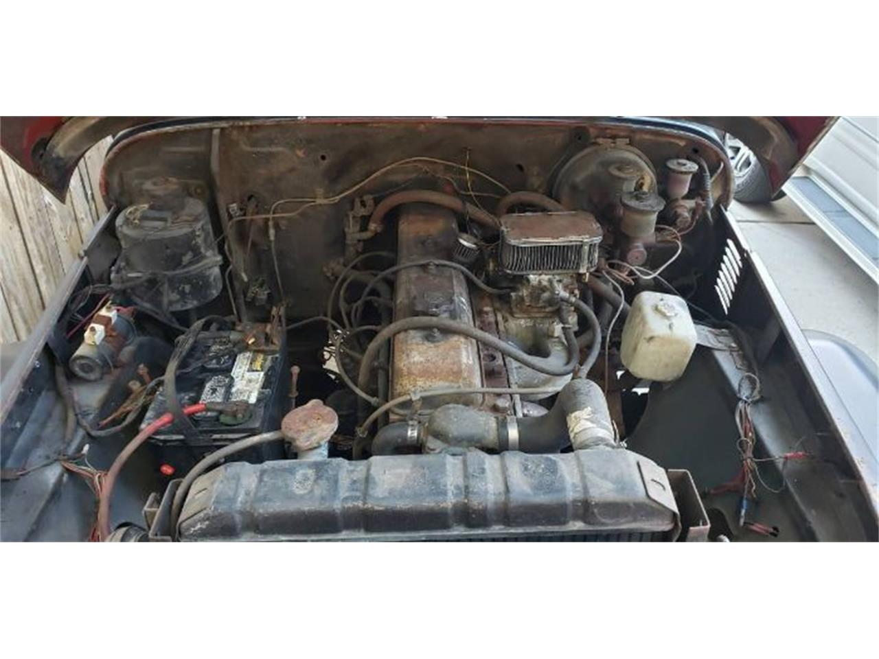 1974 Toyota Land Cruiser (CC-1321588) for sale in Cadillac, Michigan