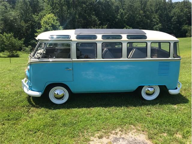 1975 Volkswagen Bus (CC-1321589) for sale in Greensboro, North Carolina
