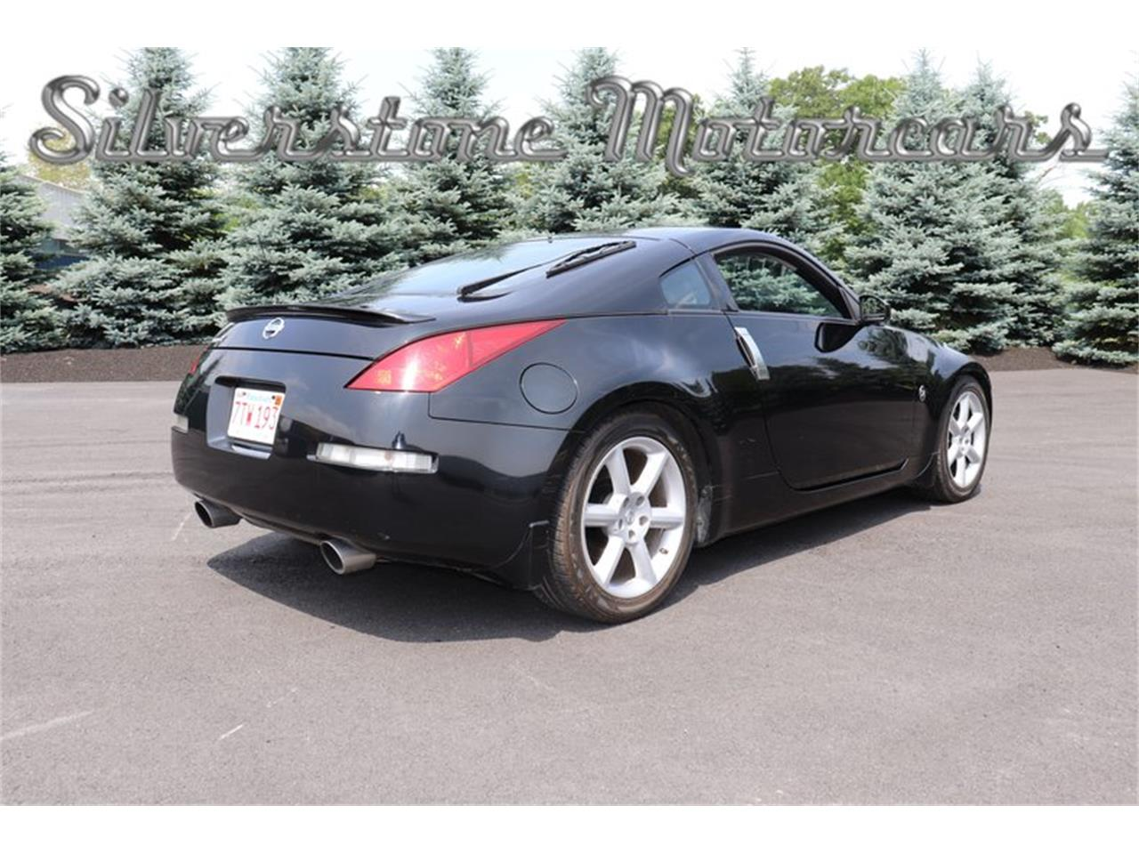 2008 Nissan 350Z (CC-1321591) for sale in North Andover, Massachusetts