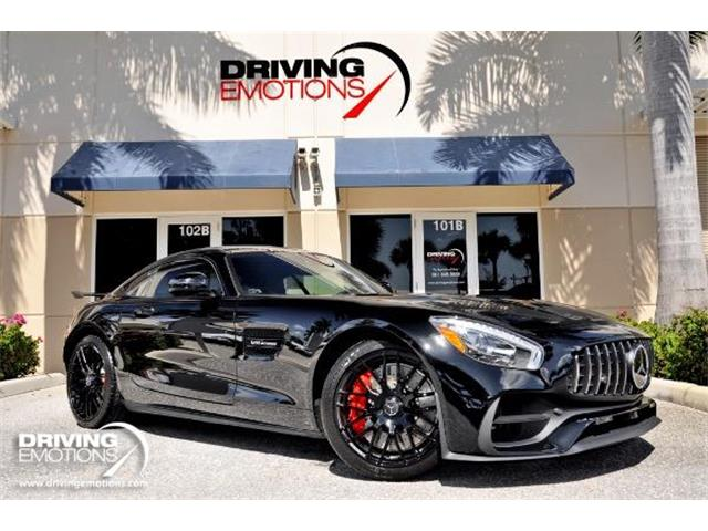 2018 Mercedes-Benz AMG (CC-1321599) for sale in West Palm Beach, Florida