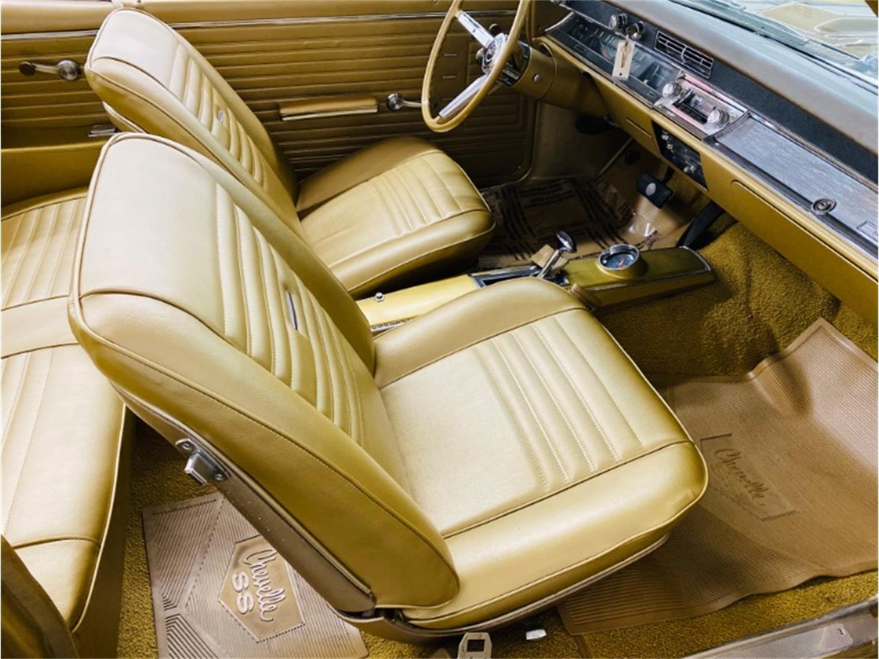 1967 Chevrolet Chevelle (CC-1321601) for sale in Mundelein, Illinois
