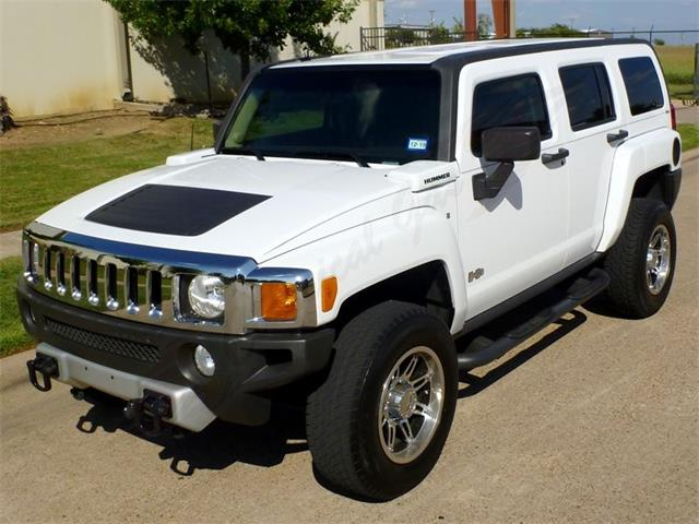 2008 Hummer H3 (CC-1321610) for sale in Arlington, Texas