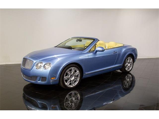 2011 Bentley Continental GT (CC-1321613) for sale in St. Louis, Missouri