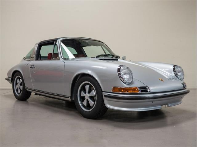 1972 Porsche 911S (CC-1320162) for sale in Fallbrook, California