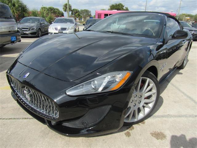 2013 Maserati GranTurismo (CC-1321625) for sale in Orlando, Florida