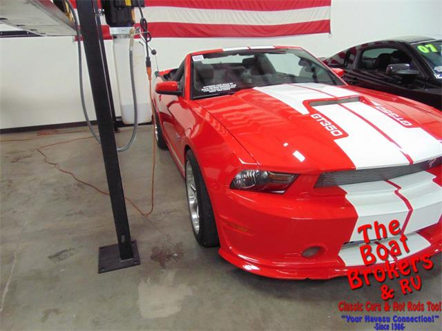2012 Ford Mustang Shelby GT350 (CC-1321627) for sale in Lake Havasu, Arizona