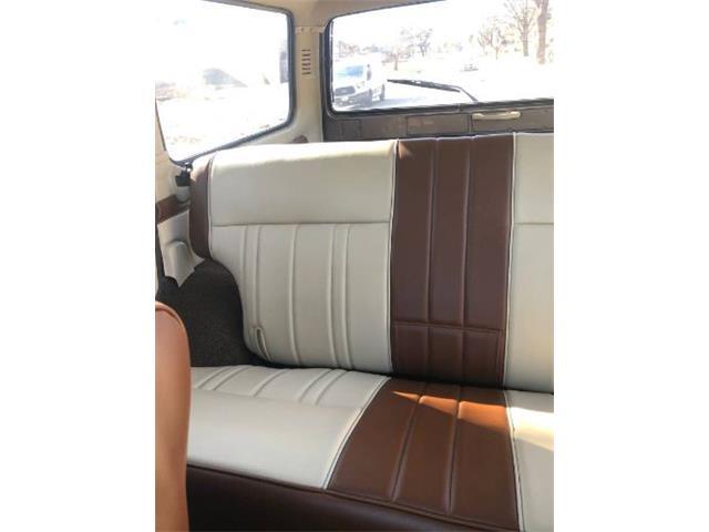 1986 Toyota Land Cruiser (CC-1321628) for sale in Cadillac, Michigan