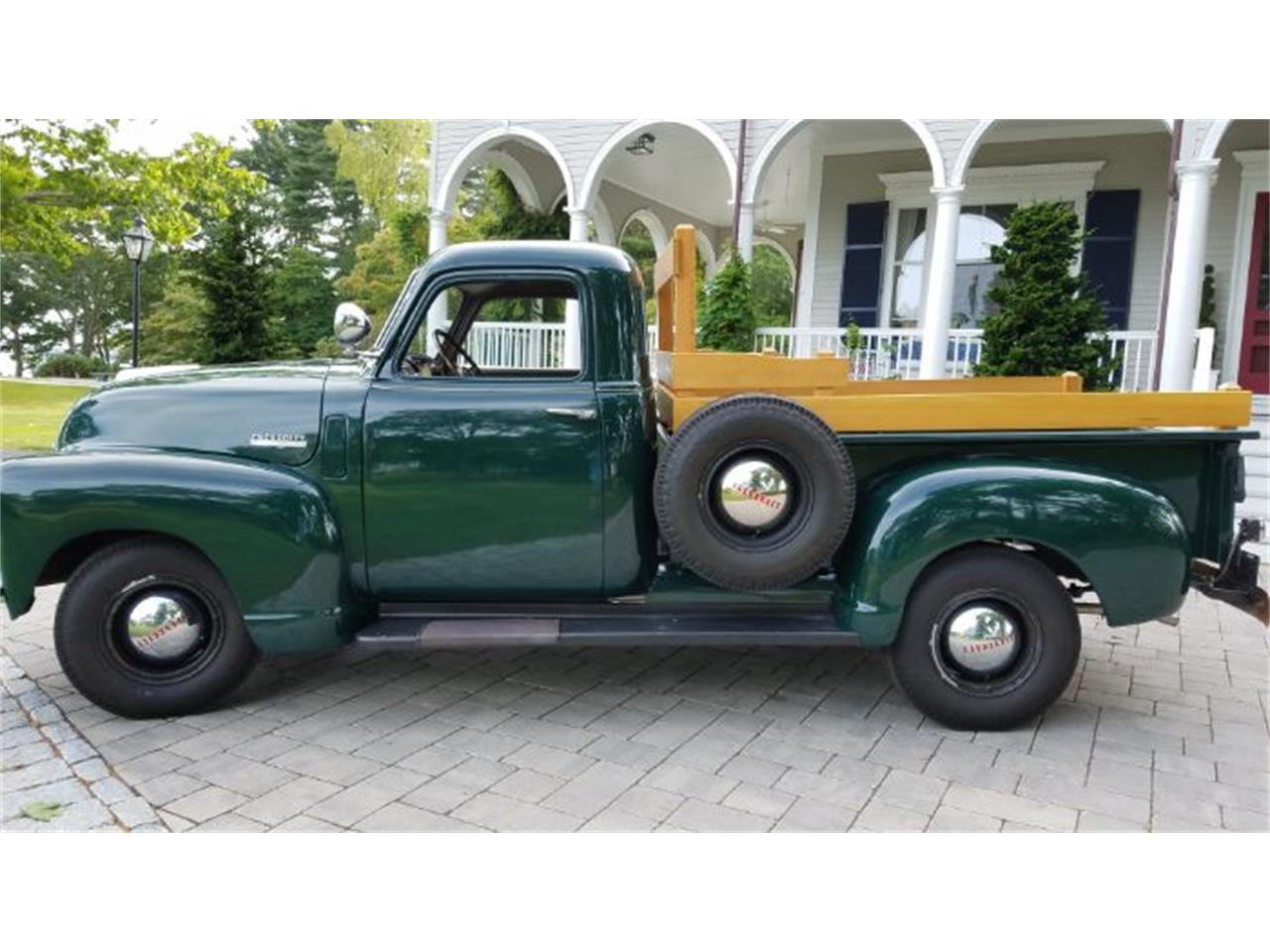 1948 Chevrolet Pickup (CC-1321630) for sale in Cadillac, Michigan