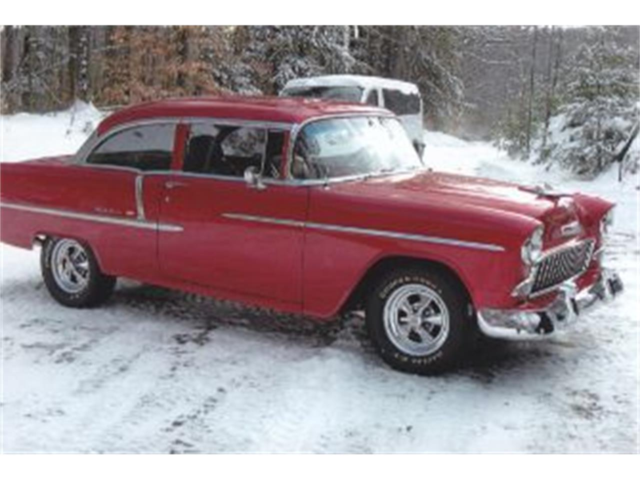 1953 Chevrolet Bel Air (CC-1321635) for sale in Cadillac, Michigan