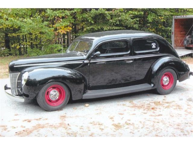 1940 Ford Deluxe (CC-1321636) for sale in Cadillac, Michigan