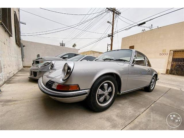 1973 Porsche 911 (CC-1321640) for sale in Cadillac, Michigan