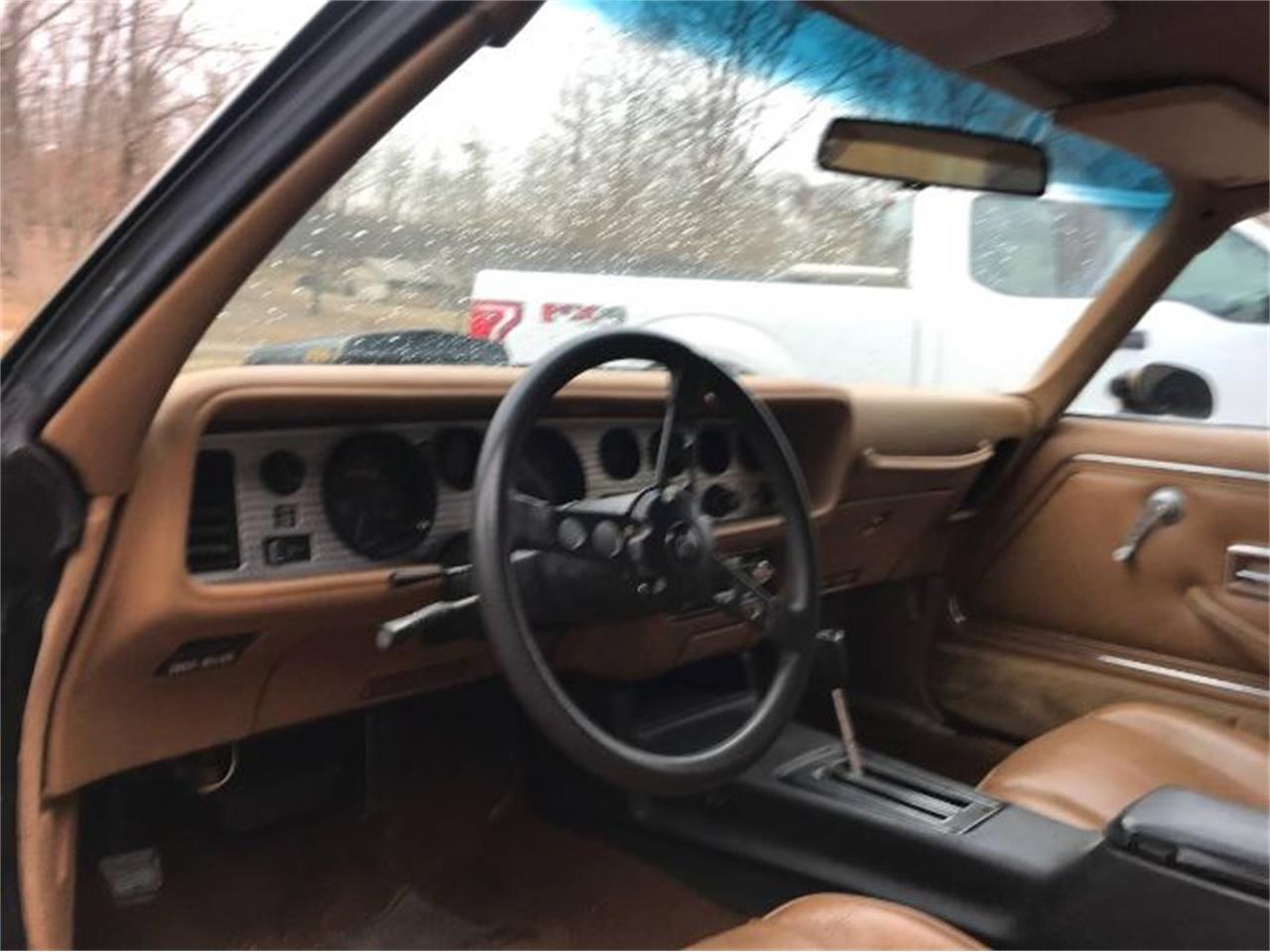 1979 Pontiac Firebird Trans Am (CC-1321643) for sale in Cadillac, Michigan