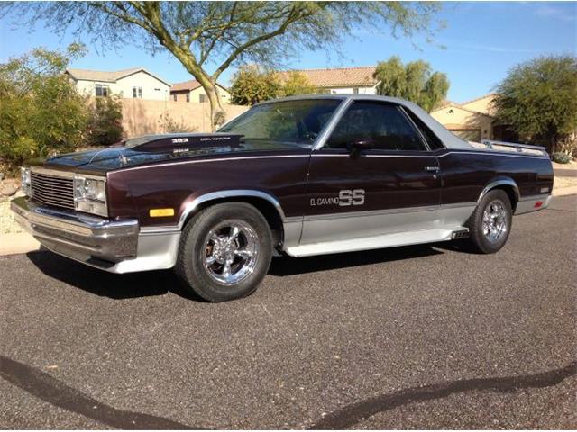 1985 Chevrolet El Camino (CC-1321646) for sale in Cadillac, Michigan