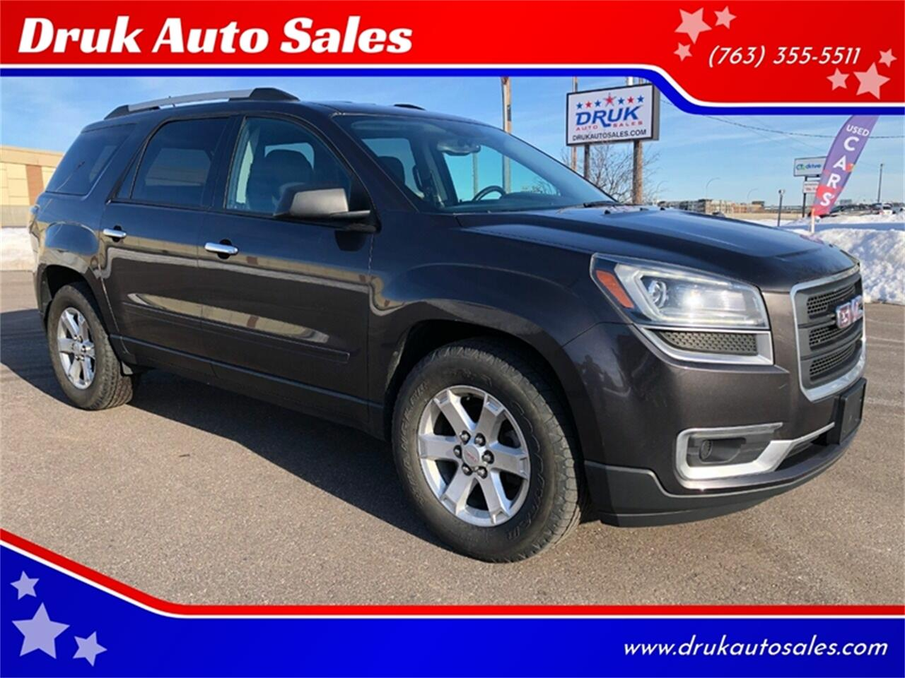 2016 GMC Acadia (CC-1320166) for sale in Ramsey, Minnesota