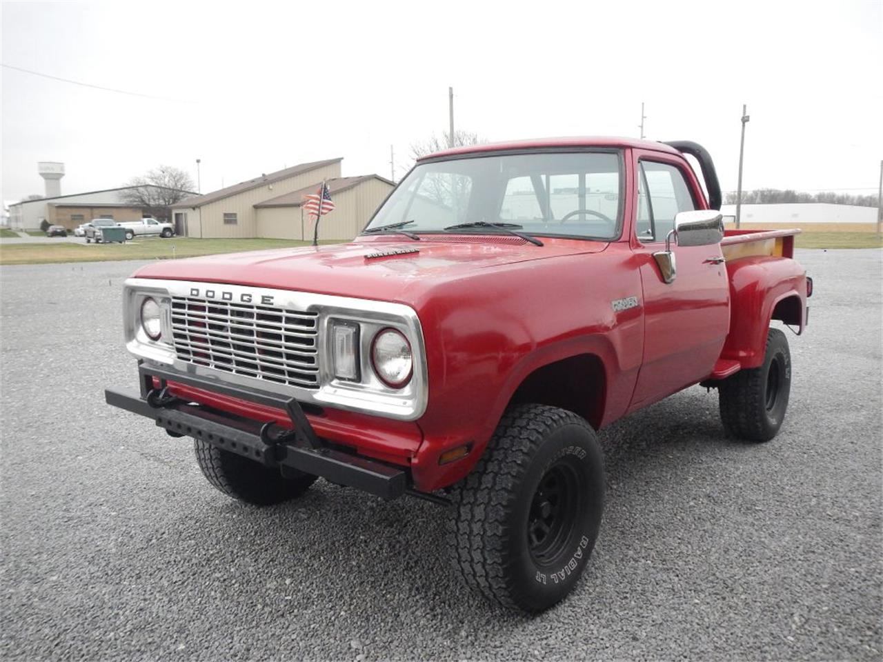 1977 Dodge Power Wagon (CC-1320167) for sale in Celina, Ohio