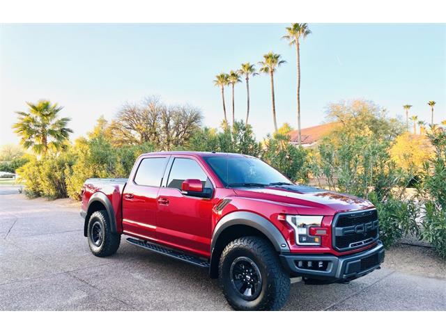 2018 Ford Raptor (CC-1321677) for sale in Phoenix, Arizona