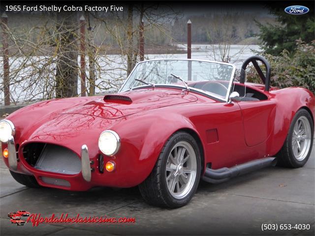 1965 Factory Five Cobra (CC-1321682) for sale in Gladstone, Oregon