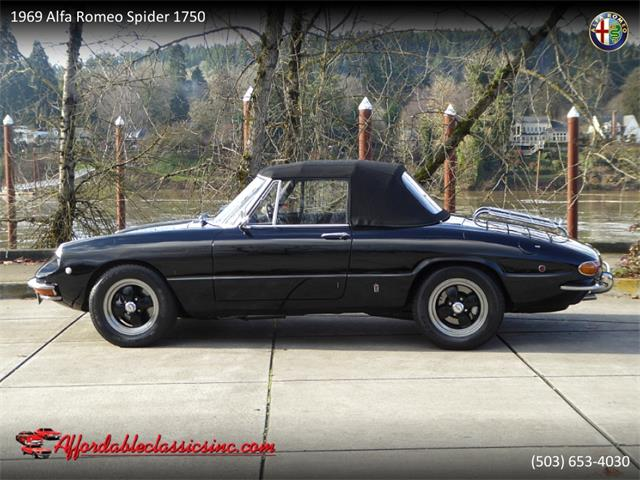 1969 Alfa Romeo 1750 (CC-1321685) for sale in Gladstone, Oregon