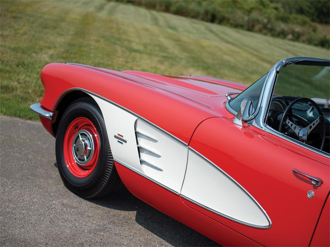 1961 Chevrolet Corvette (CC-1321690) for sale in Palm Beach, Florida