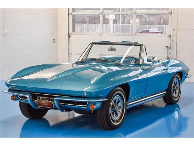 1965 Chevrolet Corvette (CC-1321703) for sale in Springfield, Ohio