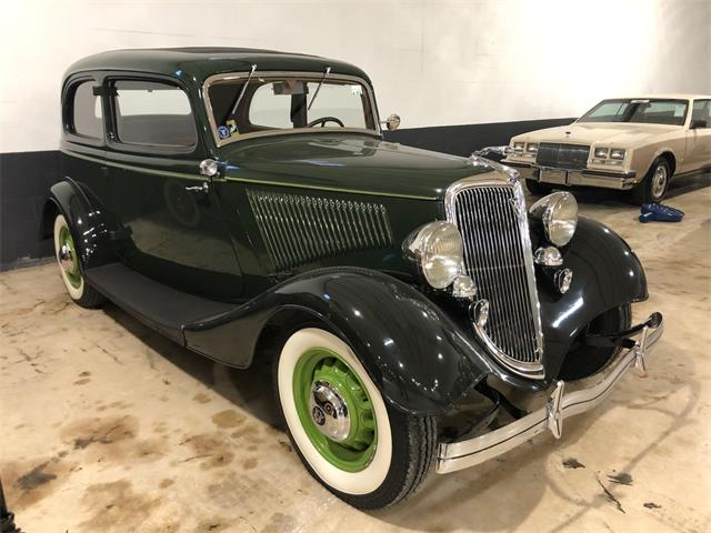 1934 Ford Victoria (CC-1321718) for sale in Lakeland, Florida