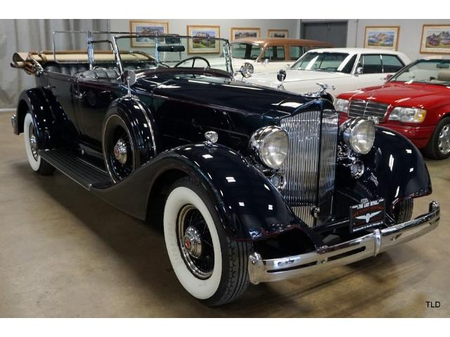 1934 Packard Super Eight (CC-1320172) for sale in Chicago, Illinois