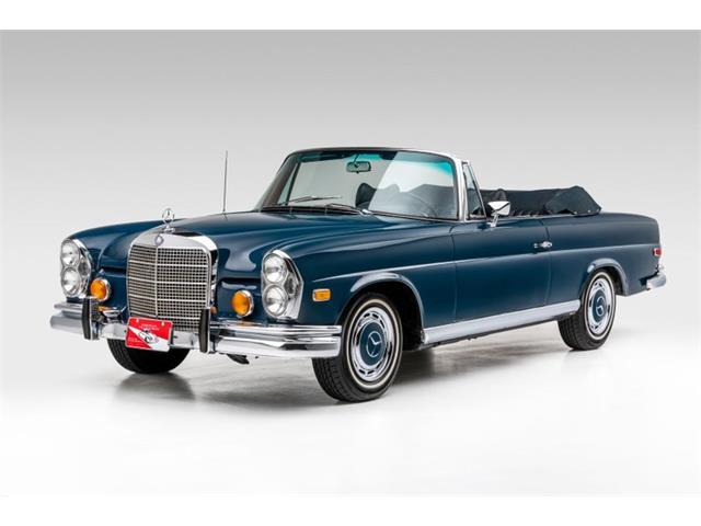 1969 Mercedes-Benz 280SE (CC-1321722) for sale in Costa Mesa, California