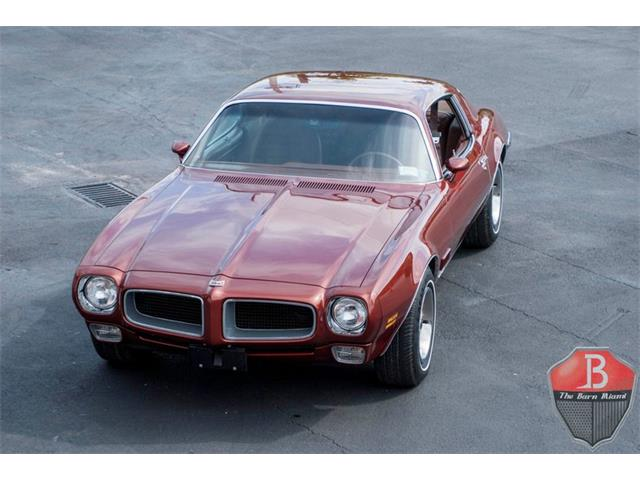 1971 Pontiac Firebird