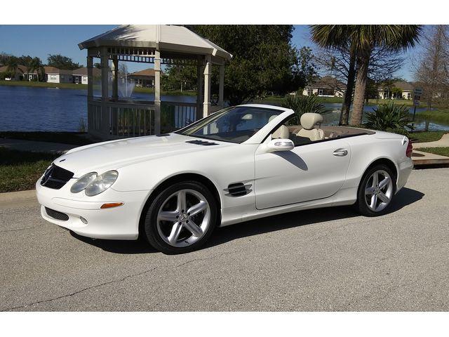 2005 Mercedes-Benz SL500 (CC-1321736) for sale in Lakeland, Florida