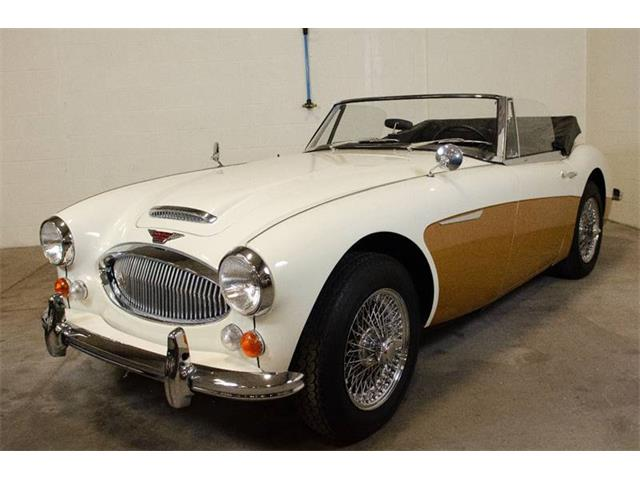 1966 Austin-Healey BJ8 (CC-1321745) for sale in St Louis, Missouri