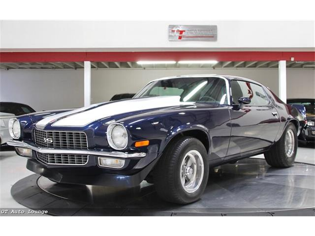 1973 Chevrolet Camaro (CC-1321747) for sale in Rancho Cordova, California