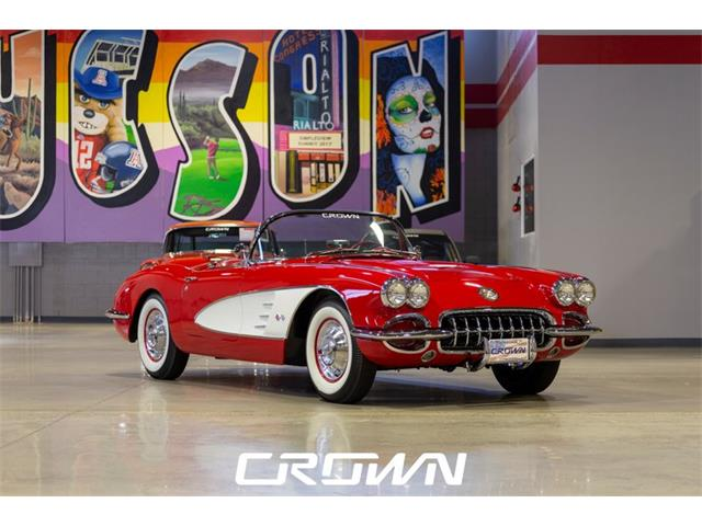 1958 Chevrolet Corvette (CC-1321748) for sale in Tucson, Arizona